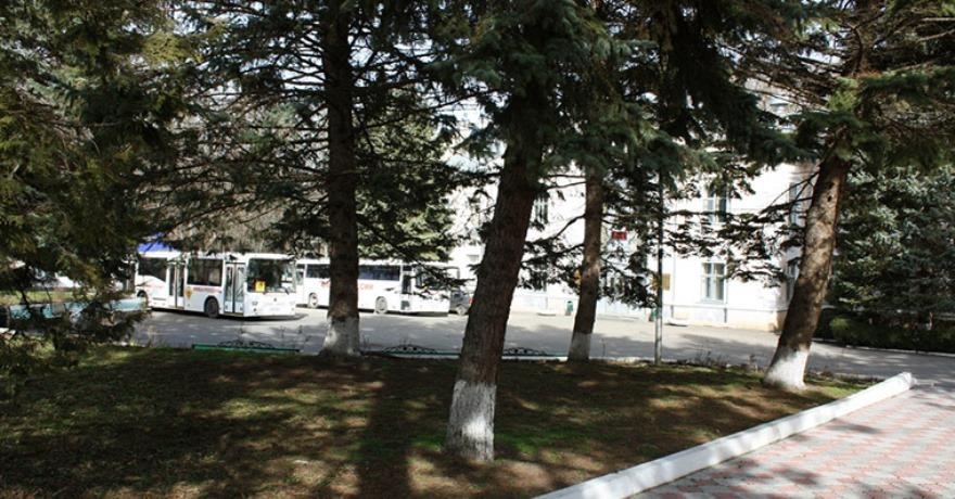 Официальное фото Санатория Салют  звезды
