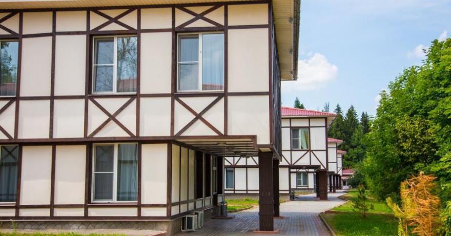 Официальное фото Отеля Гелиопарк Лесной 4 звезды