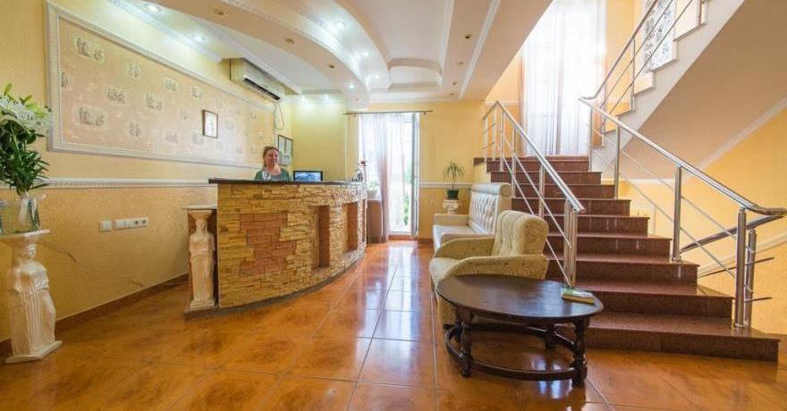 Официальное фото Отеля Христакис 2 звезды