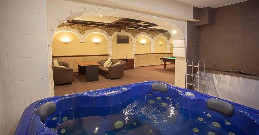 Официальное фото Отеля Мартон Олимпик 3 звезды