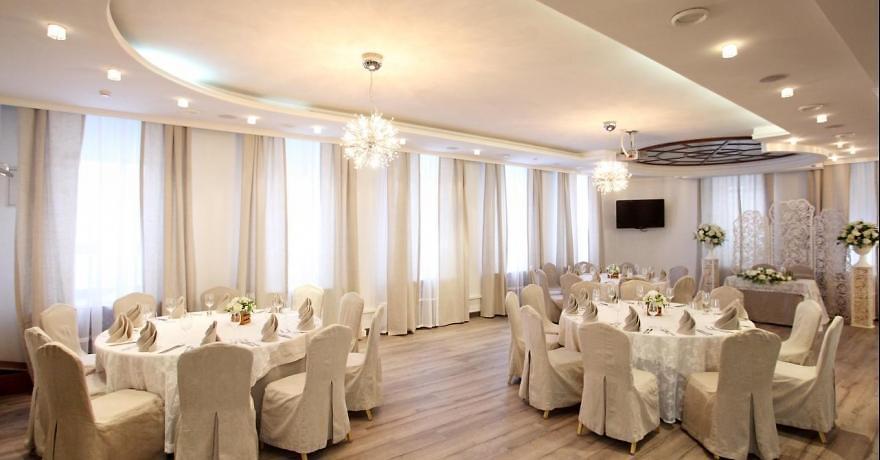 Официальное фото Отеля Виктория 4 звезды