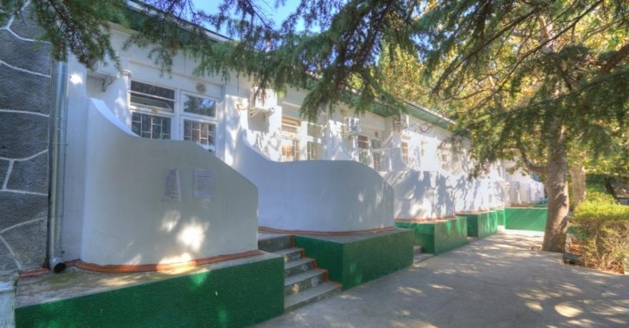 Официальное фото Курорта Ателика Карасан 3 звезды