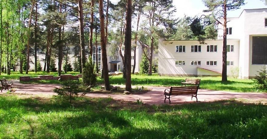 Официальное фото Санатория Голубые Озёра  звезды