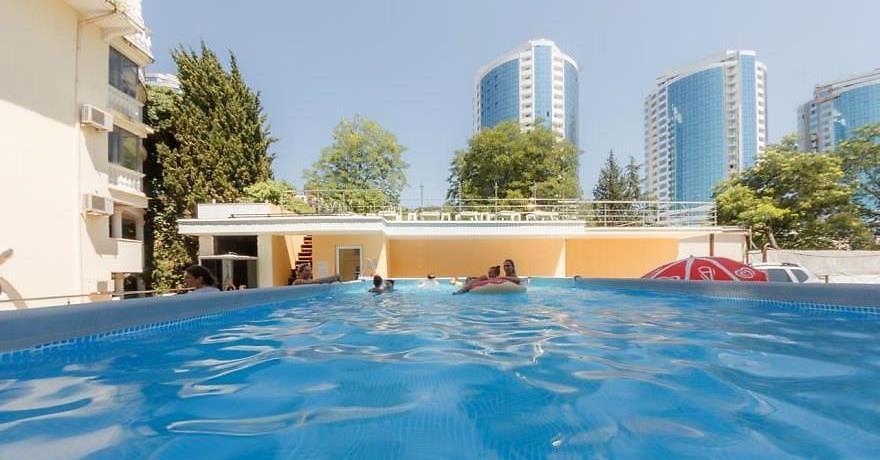 Официальное фото Отеля Янаис 3 звезды