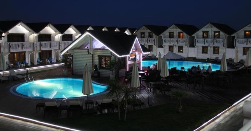 Официальное фото Отеля Белый Пляж 4 звезды
