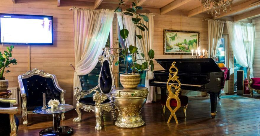 Официальное фото Парк-отеля Vnukovo Village Park Hotel & Spa  звезды