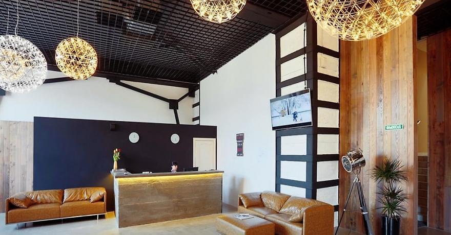 Официальное фото Гостиницы Астория 4 звезды