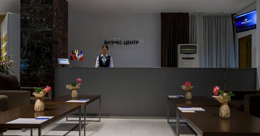 Официальное фото Гранд Отеля Жемчужина 4 звезды