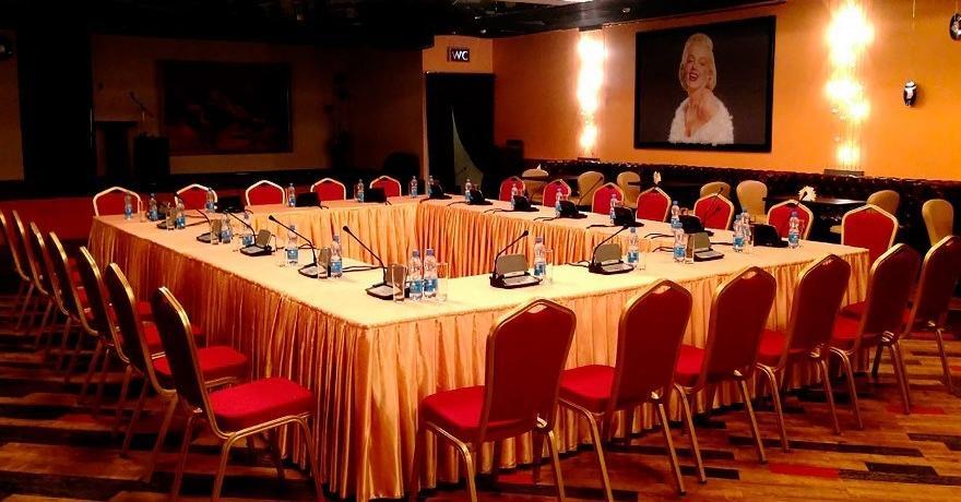 Официальное фото Гостиницы Европа  звезды