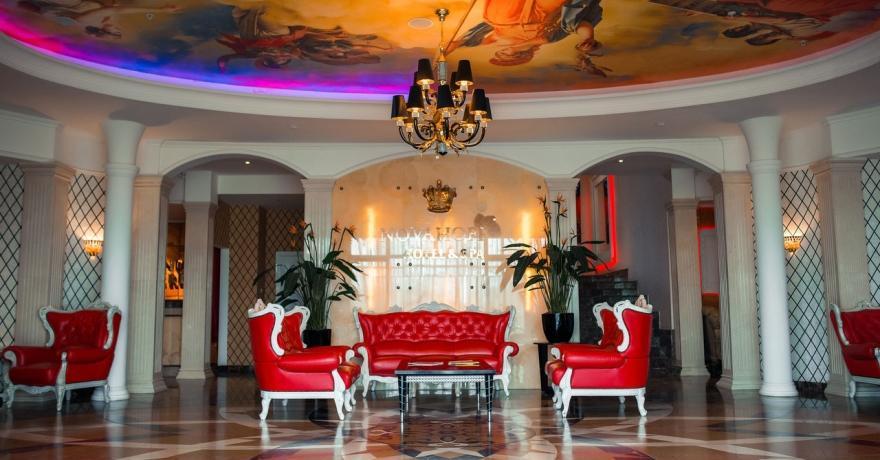 Официальное фото СПА-Отеля Новахов  звезды