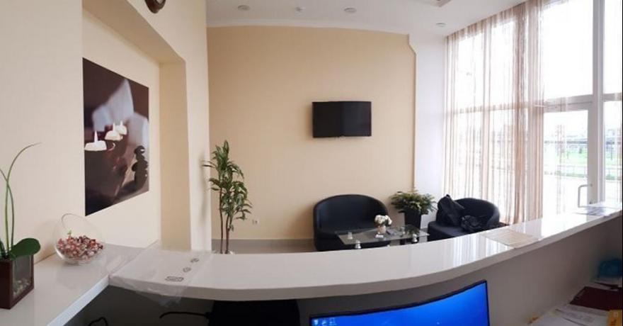 Официальное фото Отеля F&G 3 звезды