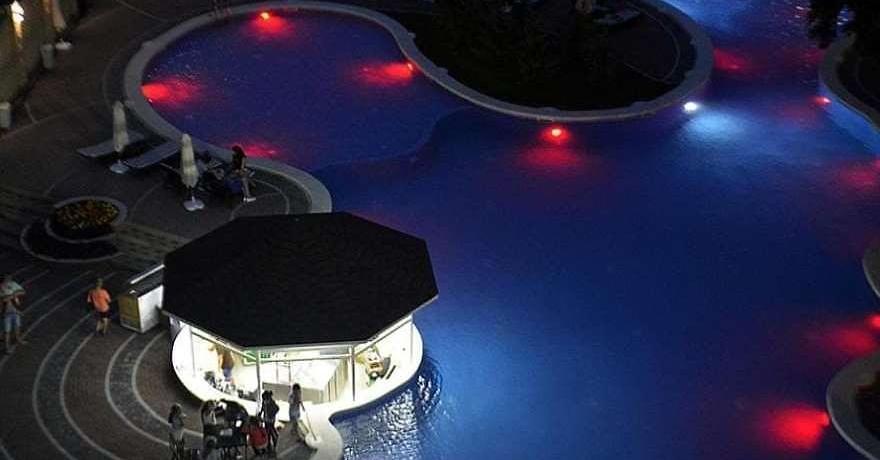 Официальное фото Отеля Гелиопарк Аква Резорт  звезды