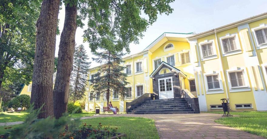 Официальное фото Отеля-Заповедника Лесное 4 звезды
