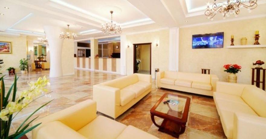 Официальное фото Отеля Эмеральд 3 звезды