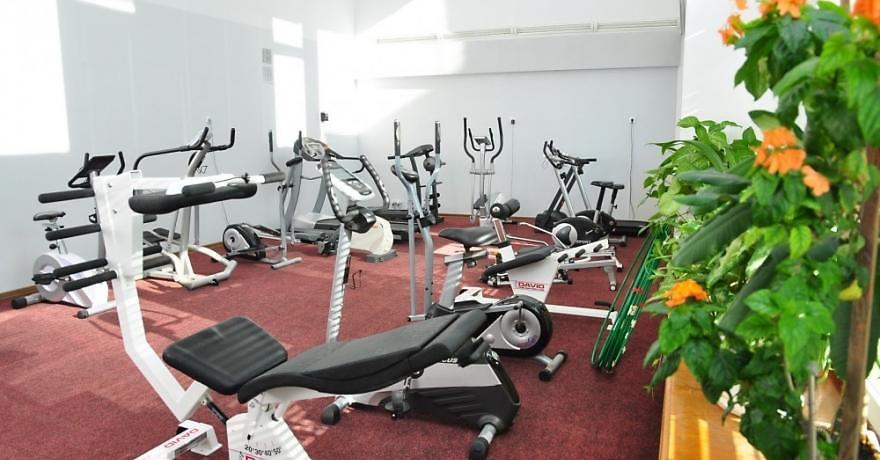 Официальное фото Санатория Имени С.М. Кирова  звезды