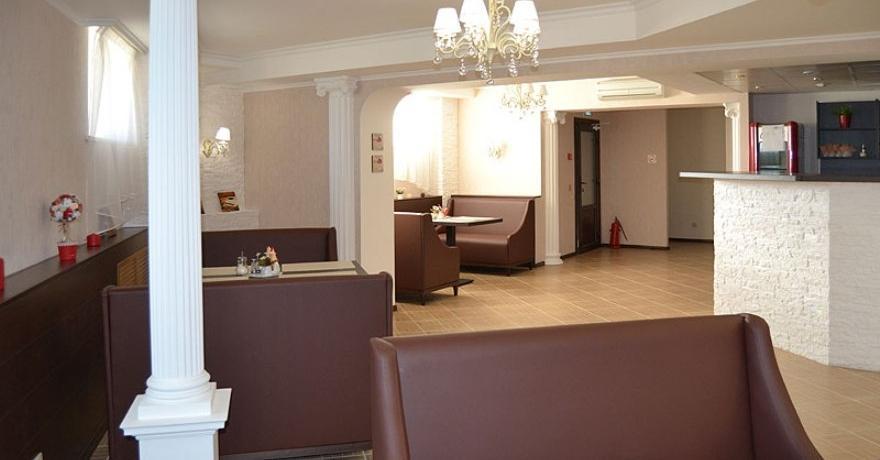 Официальное фото Гостиницы Европейская  звезды
