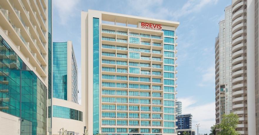 Официальное фото Апарт-Отеля Бревис 3 звезды