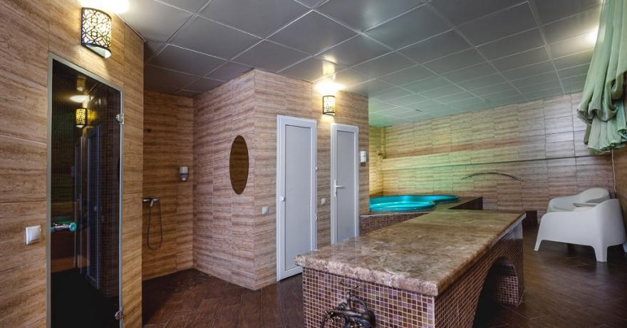 Официальное фото Отеля Вилла Мартон 2 звезды