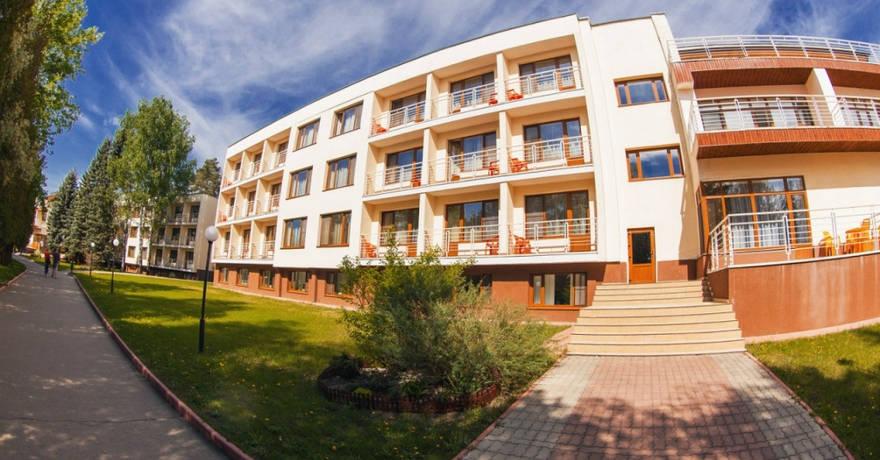 Официальное фото Отеля Яхонты Ногинск 4 звезды