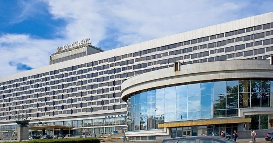 Официальное фото Гостиницы Санкт-Петербург  звезды