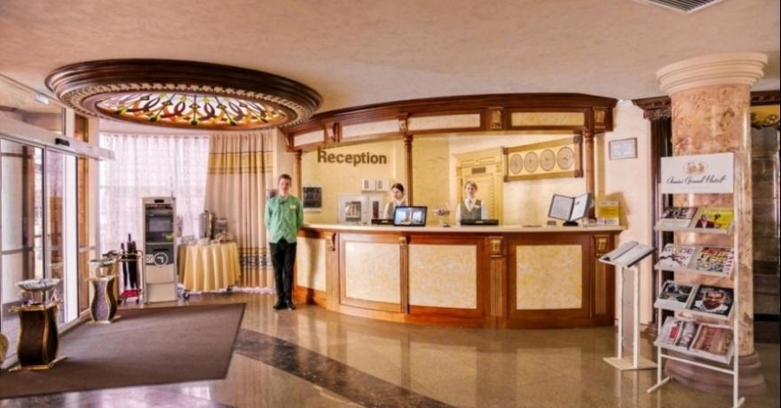 Официальное фото ГРК Amici Grand Hotel 4 звезды