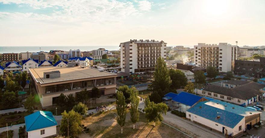 Официальное фото Пансионата Undersun Витязево 3 звезды