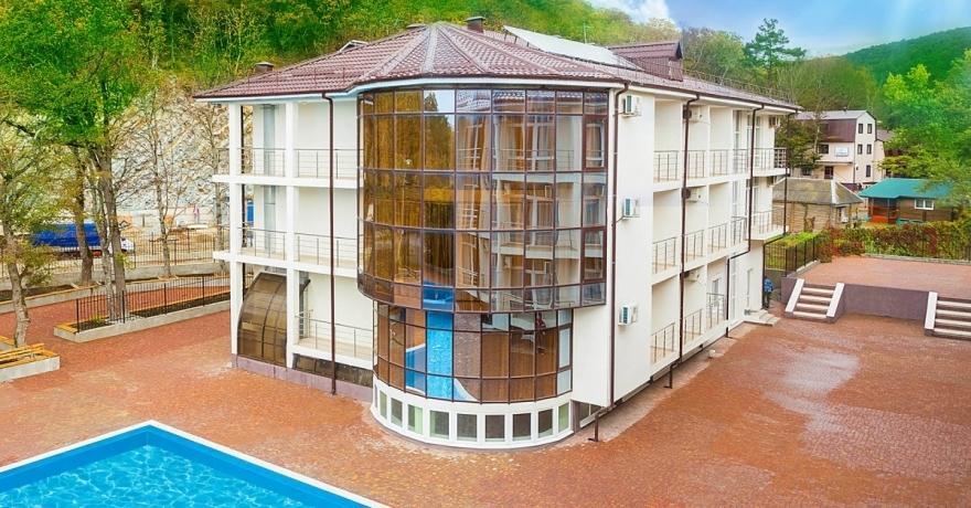 Официальное фото Курортного отеля Ателика Гранд Оазис  звезды