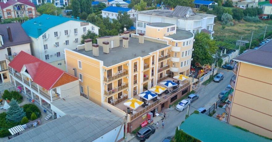 Официальное фото Отеля Константинополь  звезды