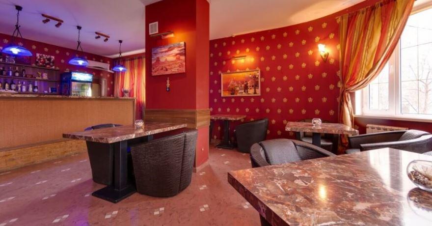 Официальное фото Отеля Мартон Амиго  звезды