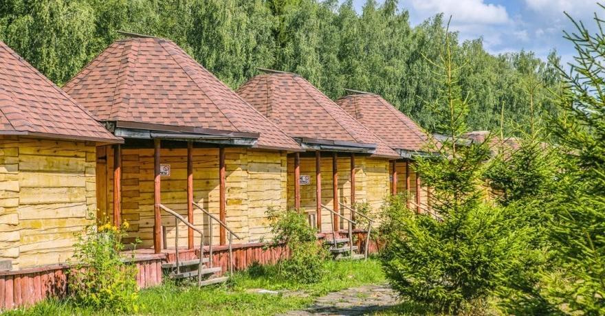Официальное фото Этноотеля Сибирия (ЭТНОМИР)  звезды