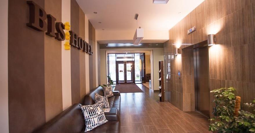 Официальное фото Отеля Бисотель Липецк 4 звезды