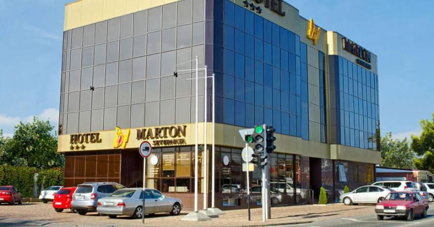 Официальное фото Отеля Мартон Северная 3 звезды