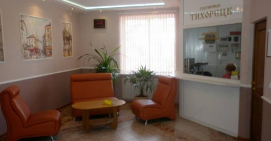 Официальное фото Гостиницы Тихорецк 2 звезды