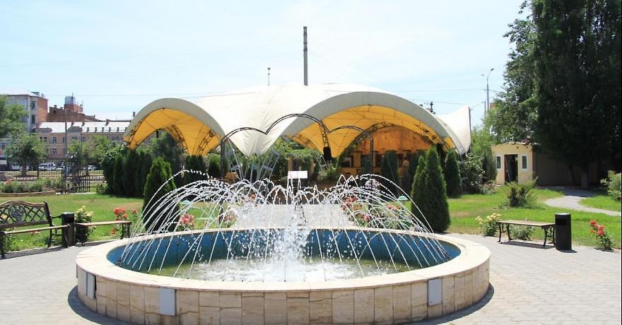 Официальное фото Гостиничного  Комплекса Виктория Палас 4 звезды