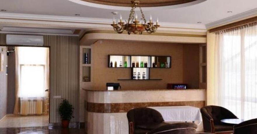 Официальное фото Отеля Маэстро 3 звезды