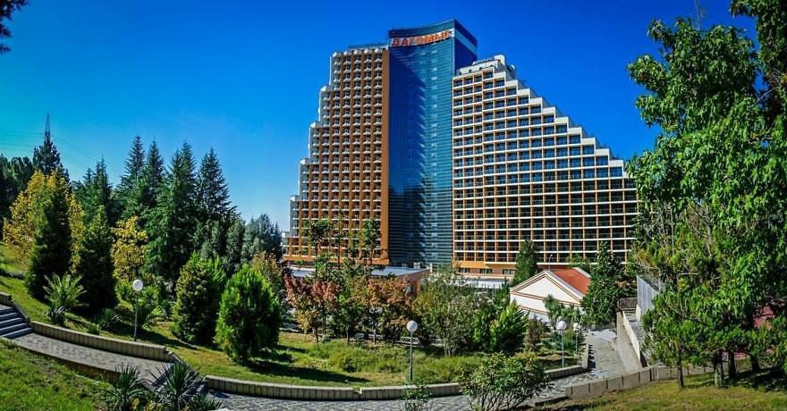 Официальное фото Курортного комплекса Дагомыс 4 звезды