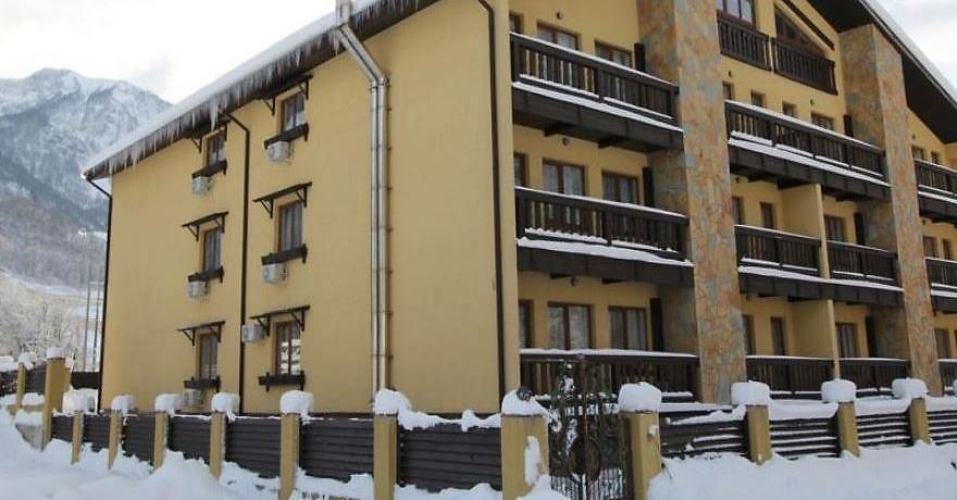 Официальное фото Отеля Альпийская Сказка 2 звезды