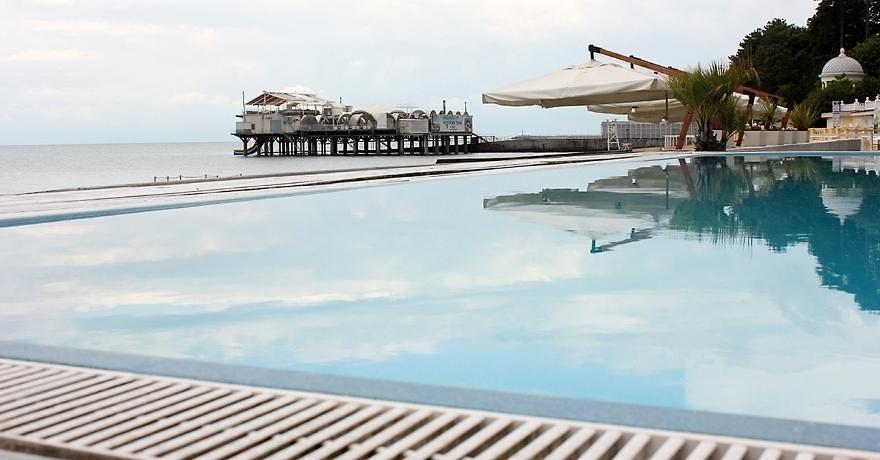 Официальное фото Отеля Санремо 3 звезды
