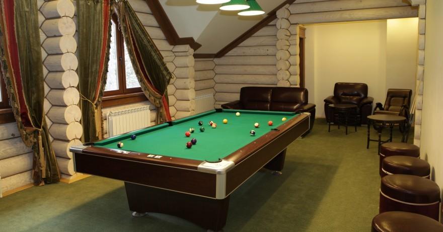 Официальное фото Парк-отеля Лазурный берег на Оке 4 звезды