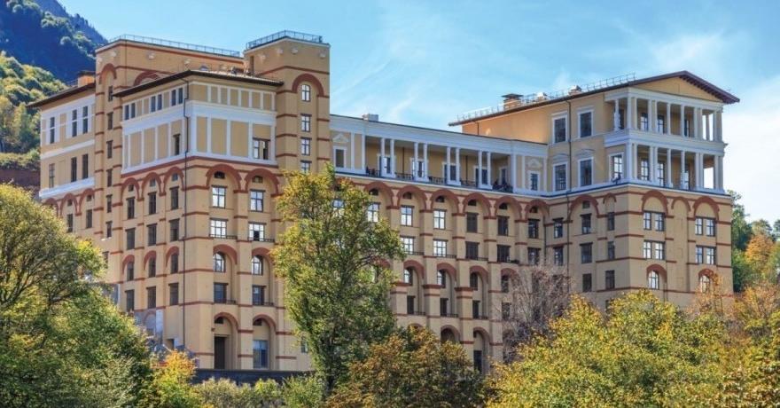Официальное фото Отеля Новотель Резорт Красная Поляна 5 звезды