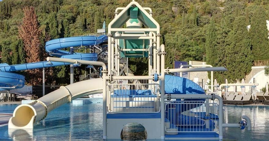 Официальное фото Курортного отеля Пальмира Палас Резорт & СПА 4 звезды