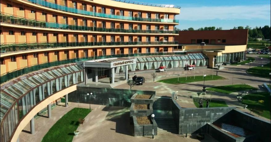 Официальное фото Оздоровительного комплекса Снегири 3 звезды