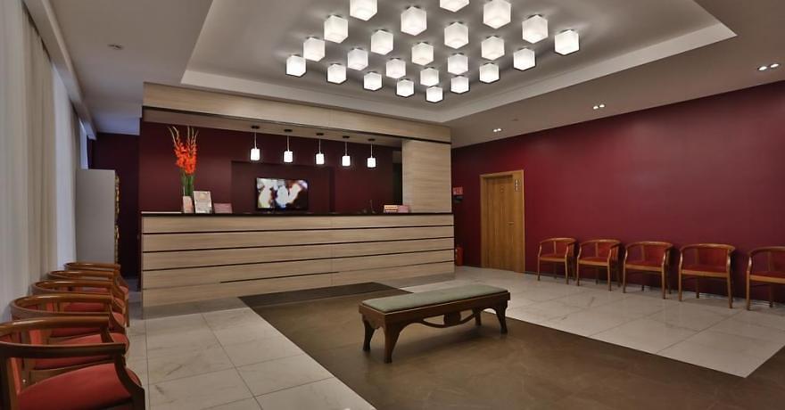 Официальное фото Отеля Бест Вестерн Плюс Центр 4 звезды
