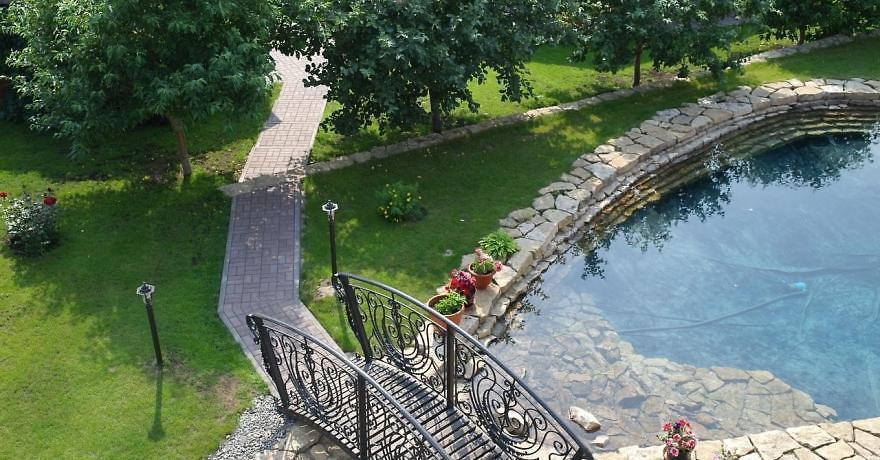 Официальное фото Отеля Мустанг 4 звезды