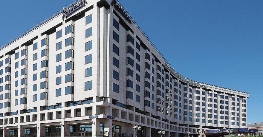 Официальное фото Отеля Рэдиссон Славянская 4 звезды