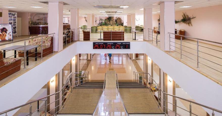 Официальное фото Санатория Адлеркурорт 2 звезды