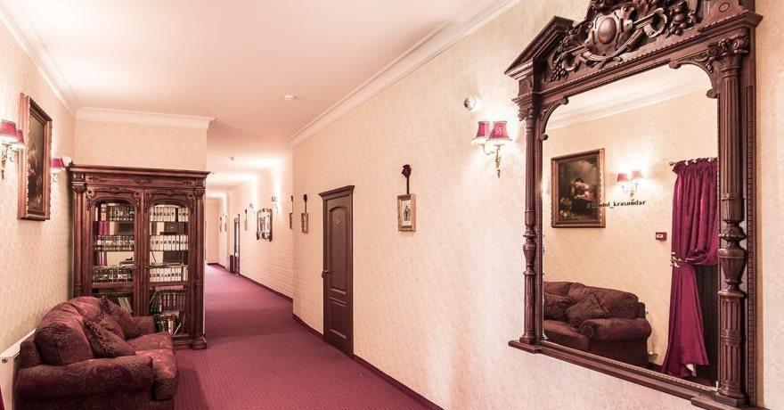 Официальное фото Бутик-Отеля Бристоль 4 звезды
