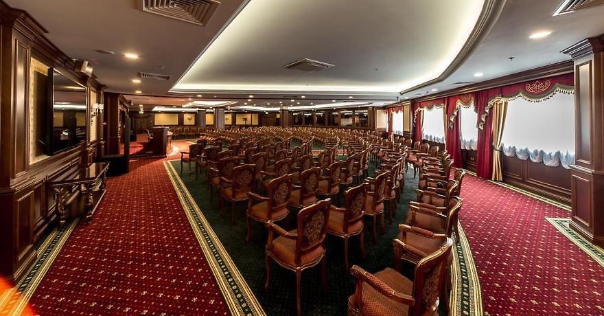 Официальное фото ОГК Лазурная Отель и СПА 4 звезды
