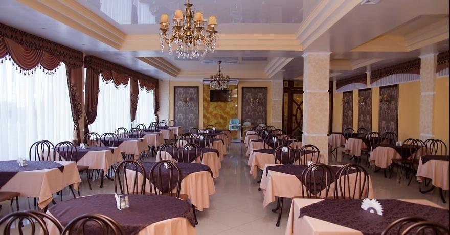 Официальное фото Отеля Аква Вилла 3 звезды