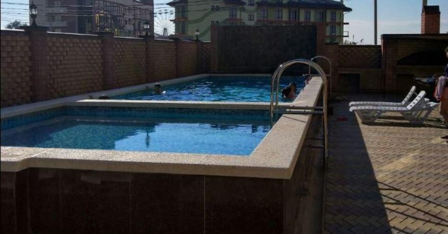 Официальное фото Отеля Островок-1  звезды
